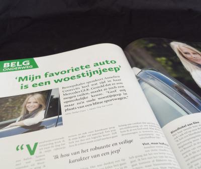 TVM magazine