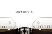 Typewriter Copywriting