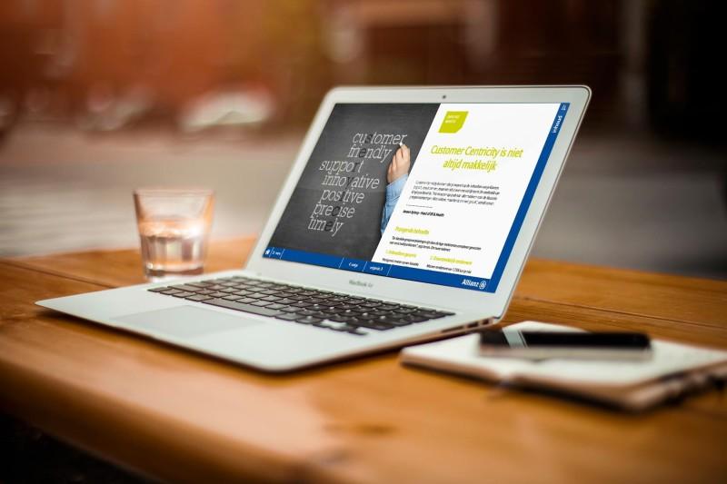 online magazine Allianz